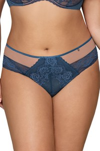 BlueIris panties brazyliany, stringo shorts, 1846/B, Ava