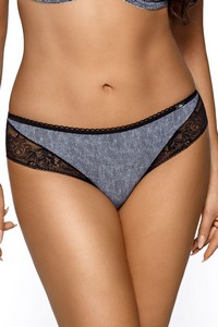 Panties briefs women's grafit, 1696, Ava