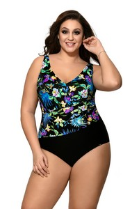 Swimsuit SKJ 33 Flowers, Ava