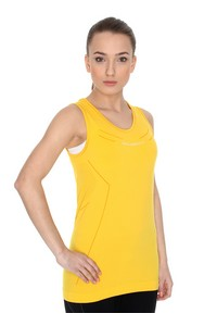 Brubeck Ta10200 t-shirt damska athletic sleeveless tank kobieta tank kobieta - all