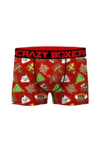 Boxer shorts crazy boxer xmas ass 2 lingerie męska / boxer shorts - all