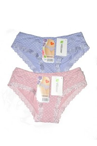 Briefs dc girl 21137/wz.13 a'2 lingerie damska / panties - all
