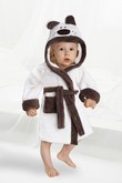 Dorota kid's dressing-gown fr-042 104-116 bathrobe