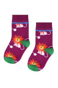 Skarpety dots socks dtd animals