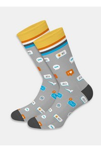 Skarpety dots socks dts social media