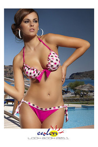 Ewlon Adriana two piece bikinis push up