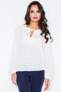 Figl 245 blouse  - long sleeves