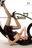 Gatta Federica 04 tights - patterned