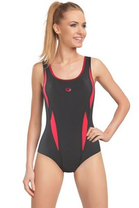 Gwinner aqua and swimsuit - piece swimsuit - piece