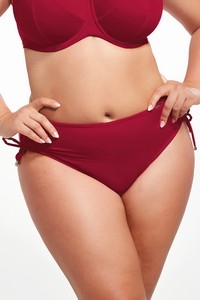 Beach briefs swim midi bordo, Krisline