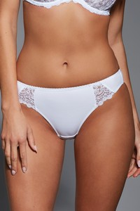Krisline Betty briefs-white