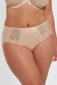 Krisline Betty briefs midi beige