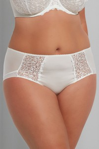 Krisline Betty briefs midi milk