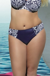 Krisline Finesya briefs bathing midi