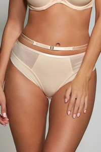 Krisline Fortunacomfort briefslight coffe briefs beige