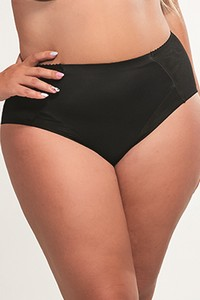 Fortuna comfort briefs midi light black, Krisline
