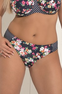Krisline Geri briefs midi bathing