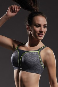 Jump spacer bra sporty, Krisline