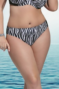 Krisline Madagaskar briefs bathing midi