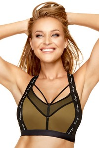 Go Up bra sporty without underwire, SB-801, Kinga