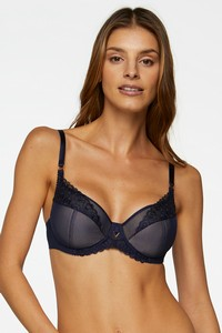 Royal Blue I bra push up, Kinga PU-770