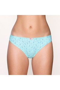 Panties briefs women's mini bikinis 3-pack, L-100MB-08, Lama