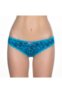 Panties briefs women's mini bikinis 2-pack, L-1220MB, Lama