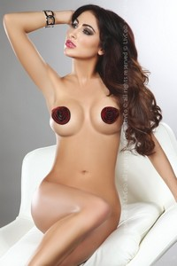 Livia Corsetti Circle nipple covers model 18 nipple-covers