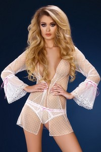 Livia Corsetti Daralis lc 90222 dressing-gowns cristallo collection