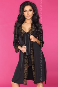 Livia Corsetti Finvarra lc 90234 dressing-gowns and thong - gold flower collection