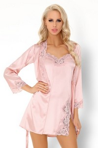 Livia Corsetti Ainhoan lc 90479 dressing gown + shirt + panty dressing gown + shirt + panty - all