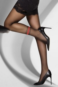 Livia Corsetti Mayrana 20 den black tights 20 den