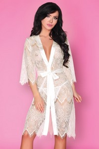 Livia Corsetti Narele lc 90354-1 lucie deirre collection dressing gown dressing gown - all