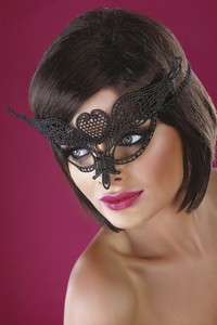 Livia Corsetti Mask black model 10 lc 13010 masks masks - all