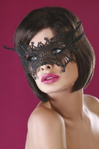 Livia Corsetti Mask black model 11 lc 13011 masks
