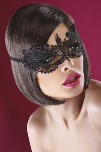Livia Corsetti Mask black model 12 lc 13012 masks