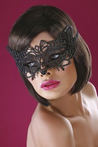 Livia Corsetti Mask black model 13 lc 13013 masks