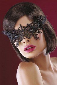 Livia Corsetti Mask black model 14 lc 13014 masks