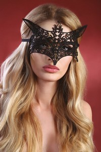 Livia Corsetti Mask black model 9 lc 13009 masks masks - all