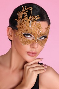 Livia Corsetti Mask golden lc 0011 mask mask - all