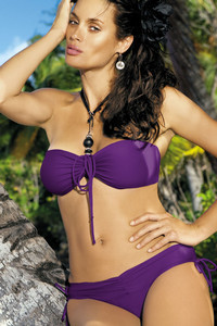 Shakira T M-132 plum swimsuit two-piece, Marko
