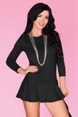 Merribel Cg022 black dress