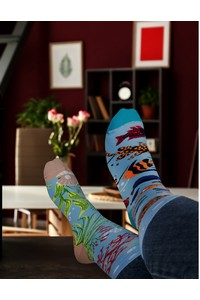 Socks spox sox akwarium socks / męskie - all