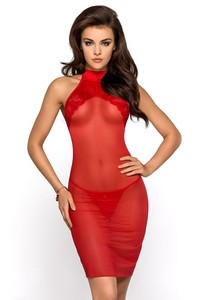 Tessoro 280 Red Seduction dress + thongs