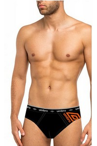 Briefs umbro uib 05120s uomo lingerie męska / briefs - all