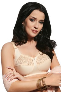 Nina bra soft without underwire, 583, Viki