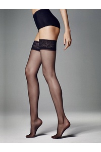 Ar silvi stockings women's matowe 15 den, Veneziana