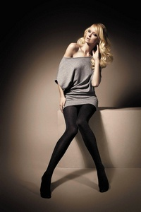 Veneziana tights dimension 30 den 2-4 microfiber