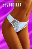 Wol-Bar Sequidilla panties - thongs