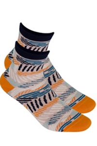 Perfect woman socks women's patterned wiosenno-letnie, Wola